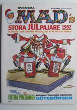 Mad 1982 Mad:s Julpajare