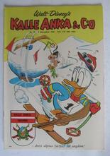 Kalle Anka 1966 49 vg+