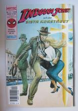 Marvels Universum 1989 11 Indiana Jones