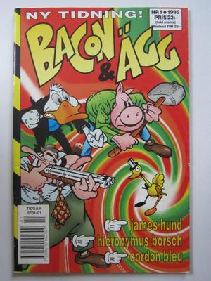Bacon & Ägg 1995 01