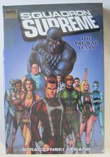 Squadron Supreme Vol 1 The Pre War Years Hardcover