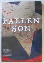 Captain America Fallen Son Hardcover