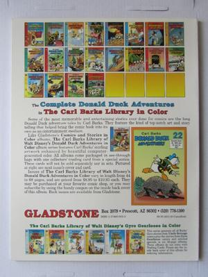 Carl Barks Library Donald Duck Adventures 21