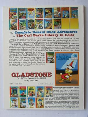 Carl Barks Library Donald Duck Adventures 15