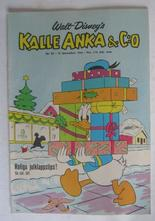 Kalle Anka 1966 50 Vg+