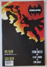 Läderlappen 1987 04 Dark Knight Returns Good