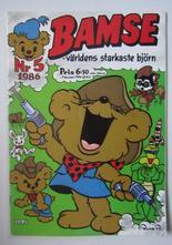 Bamse 1986 05