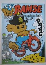 Bamse 1987 09