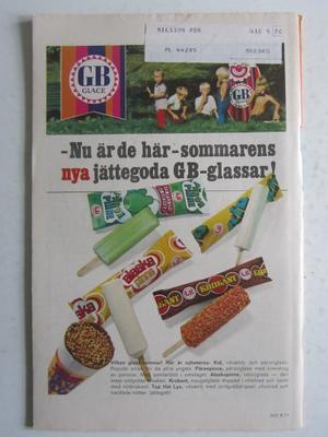 91:an 1971 09 Vg+