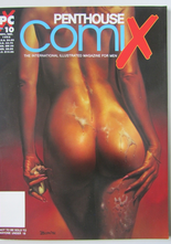 Penthouse ComiX # 10 1995
