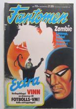 Fantomen 1974 10 Vg(+)