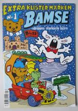 Bamse 1992 01