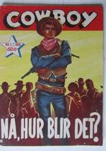Cowboy 1959 42 Vg