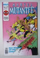 Marvel Mutanter 1990 04