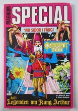 Magnum  Special 1991 01 Camelot 3000