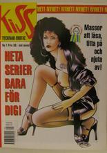 Kiss Comix 1994 01