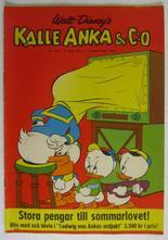Kalle Anka 1963 20 Vg+