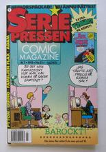 Seriepressen 1993 07