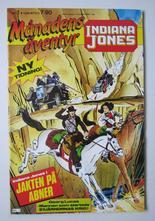 x Månadens Äventyr 1985 01 Indiana Jones