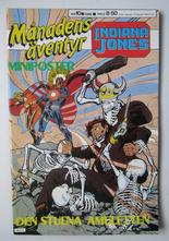 x Månadens Äventyr 1986 10 Indiana Jones