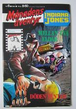 x Månadens Äventyr 1986 06 Indiana Jones
