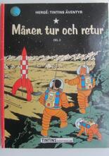 Tintin 08 Månen tur och retur Del 2