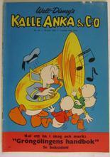 Kalle Anka 1963 26 Vg+