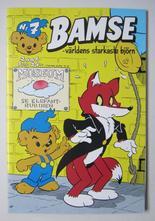 Bamse 2006 07