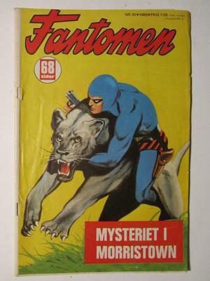 Fantomen 1969 20 Good