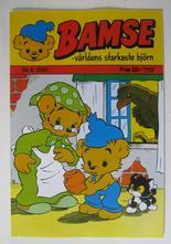 Bamse 2007 08