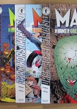Mask The Hunt For Green October 1-4 1996