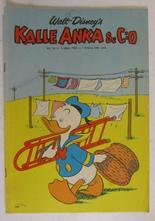 Kalle Anka 1963 36 Vg