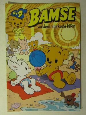 Bamse 2009 09