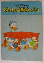 Kalle Anka 1963 40 VF