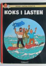 Tintin 13 Koks i lasten 5:e uppl.