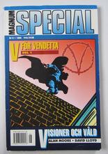 Magnum  Special 1993 06 V för Vendetta