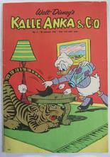 Kalle Anka 1967 04 Vg+