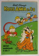 Kalle Anka 1963 43 Fn