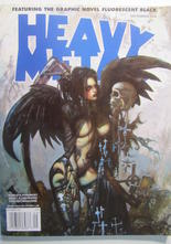Heavy Metal Magazine 2008 09 September