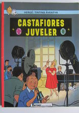Tintin 14 Castafiores juveler