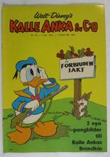 Kalle Anka 1963 45 Vg+