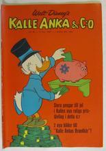 Kalle Anka 1963 46 Vg+