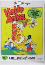 Kalle Ankas Bästisar 07 1992 2:a uppl.
