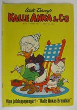 Kalle Anka 1963 47 Vg+