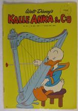 Kalle Anka 1963 52 Vg+