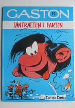 Gaston 15 Fåntratten i farten 1:a uppl.