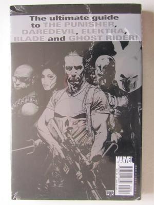 Marvel Encyclopedia Vol 5 Hardcover