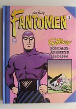 Fantomen - Sy Barry Söndagsäventyr Del 1 1962-1964 Signerad