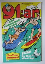 91:an 1978 13 med poster