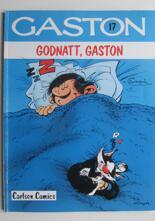 Gaston 17 Godnatt, Gaston 1:a uppl.